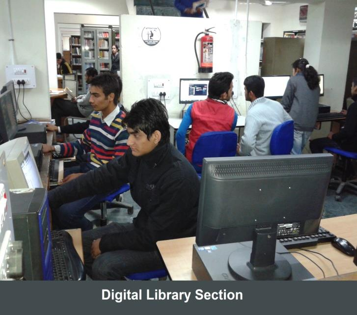 Digital Library Section